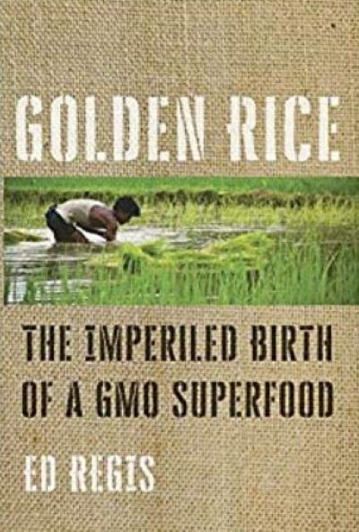 Lançamento   História do arroz dourado em livro