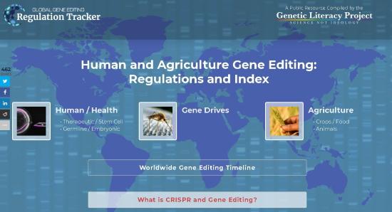 Edição do genoma Mapa global da regulamentação e aplicação da tecnologia
