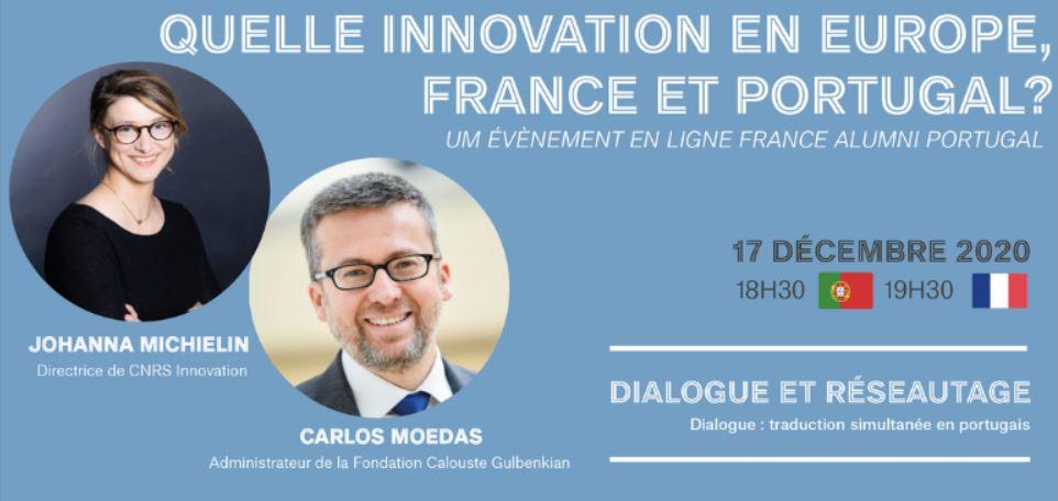 Debate | A inovação na Europa, França e Portugal