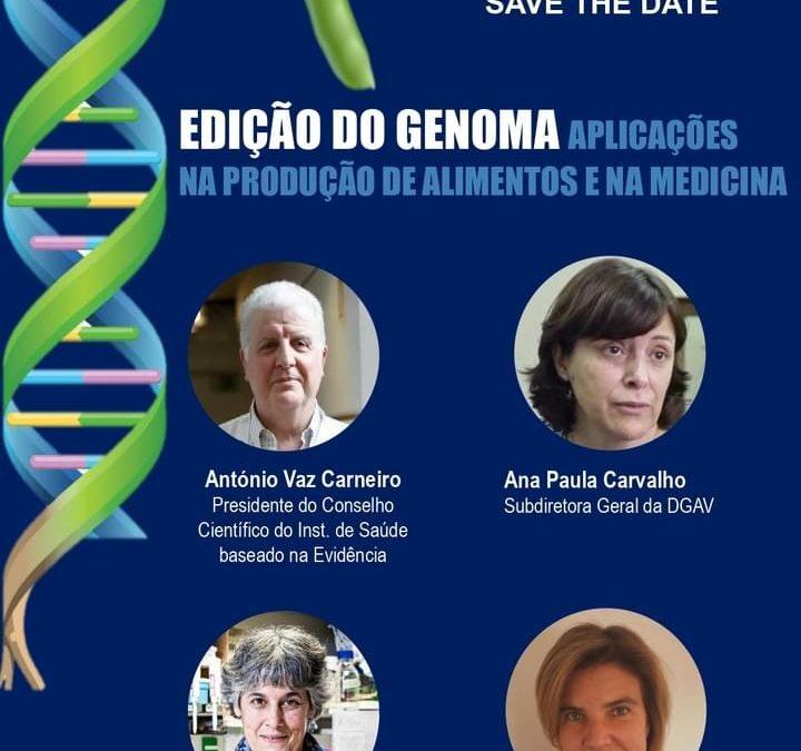 CiB realiza webinar sobre tecnologia de edição do genoma