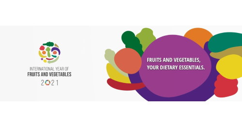FAO | 2021 é o Ano Internacional das Frutas e Fegumes
