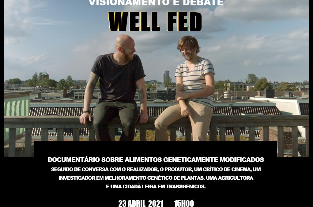 Well Fed | Gravação do evento disponível